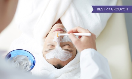Facial or Massage Packages at Lia Schorr (Up to 51% Off). Two Options Available.