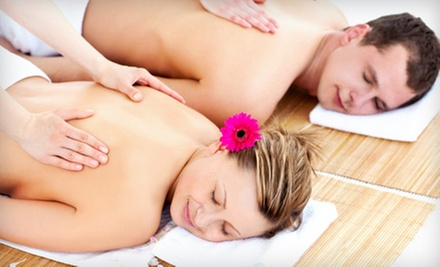 Footbath, Far-Infrared Sauna Session, and Massage for One or Two at Wind-N-Willow Specialty Shop & Spa (Up to 58% Off)