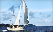 Full-Day Sailboat Rental or Half-Day Powerboat Rental for Up to Six at South River Boat Rentals (Up to 54% Off)