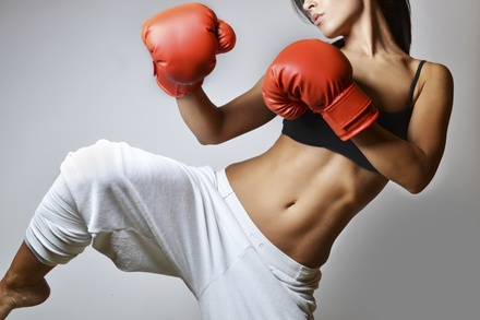 One or Three Months of Unlimited Tai Chi or Kickboxing Classes at Bushi Ban Martial Arts (Up to 59% Off)