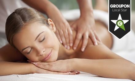 Infinity Life — Gaia: massagem de relaxamento com ritual Infinity e opção de spa de rosto para 1 ou 2 desde 9,90€