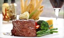 Argentine Meal for Two or Four with Appetizers, Entrees, Wine, and Dessert at Argentina Steakhouse (Up to 52% Off)