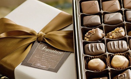 Handmade Chocolate and Coffee at Winans Fine Chocolates and Coffees (Half Off). Two Options Available.