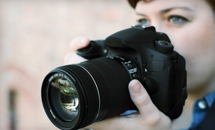 $45 for a Beginner On-Location Photography Class from Louisville Lens Photography ($99 Value)