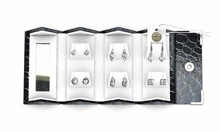 Um ou dois conjuntos de viagem com seis modelos de brincos distintos desde 29,99€