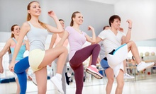 $49 for 10 Drop-In Dance and Fitness Classes or One Month of Unlimited Classes at PUR Movement ($160 Value)