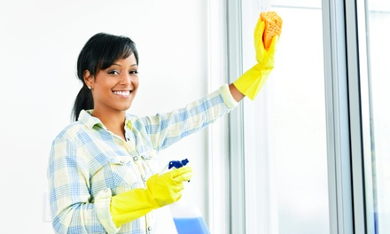 2.5- or 4-Hour Housecleaning Session and Membership from Homejoy (Up to 76% Off)