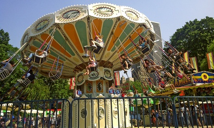 General Admission with Unlimited Rides for Two or Four at Victorian Gardens (Up to 58% Off)