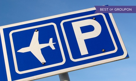 Four, Seven, or Ten Days of Valet Parking withShuttle Service (Up to 51% Off)