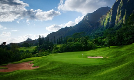 $50 for a One-Year Golf Club Membership at Ko'olau Golf Club ($99 Value)