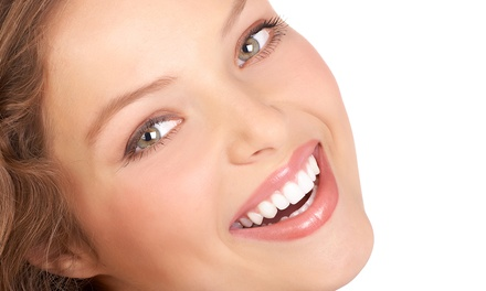Dental Exam Package, Venus Whitening Treatment, or Both at Premiere Dental Care Center (Up to 89% Off)