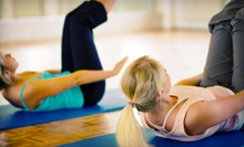 8 or 12 Cycle or Pilates Mat Classes at Star Pilates (Up to 65% Off)