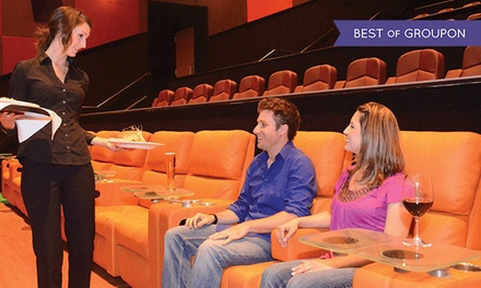 $24.95 for a Movie Night for Two with Concession Credit at Cinetopia (Up to $50 Value)