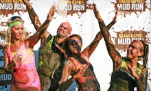 $30 for Entry for One Adult to Grand Rapids Mud Run One-Lap 5K on Saturday, August 24 (Up to $60 Value)