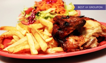 Peruvian Food for Dine-In or Take-Out at El Pollo Inka (Up to 45% Off)