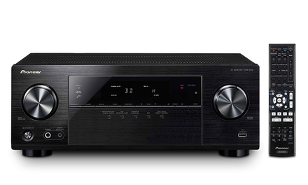 Pioneer 400W 5.1-Channel A/V Receiver (Refurbished)