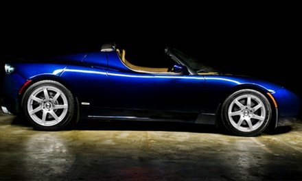 Three-Hour or 24-Hour Exotic or Luxury Car Rental at Music City Dream Cars (52% Off)