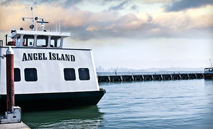 90-Minute Sunset Bay Cruise for Two on Friday or Saturday from Angel Island Tiburon Ferry (Up to Half Off)