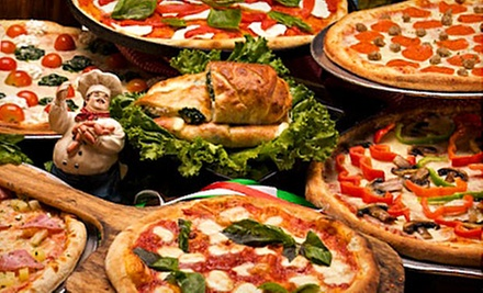 $10 for $20 Worth of Neapolitan Pizzas and Italian Cuisine at Luciano Neighborhood Pizzeria