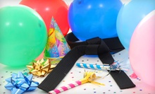 $69 for a Martial Arts Birthday Party for Up to 20 Children at Master Scarsella's World Class Tae Kwon Do ($250 Value)