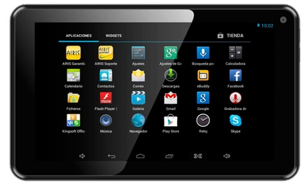 Tablet Airis 740 com ecrã de 7' por 59,90€