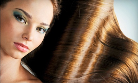 One or Two Organic Keratin Treatments at Salon 944 (Up to 62% Off)