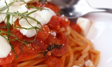 Italian Cuisine at Avellino's Italian Restaurant (Half Off). Two Options Available.