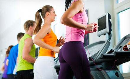 30-Day Gym Membership Package with Personal Training at Anytime Fitness (Up to 85% Off)