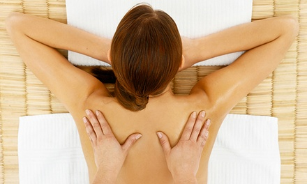 One 60- or 90-Minute Swedish or Deep-Tissue Massage at Mari Paz Day Spa (Up to 54% Off)