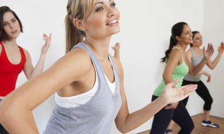 5 or 10 Dance Fitness Classes at Broadway Bodies (Up to 64% Off)