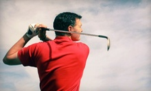 Golf Package with Swing Analysis and 18-Hole Round for One or Two from Colorado Springs Golf School (Up to 62% Off)
