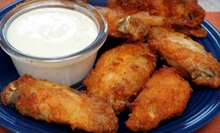 $15 for $30 Worth of American Food at Dockside Sports Bar & Grille