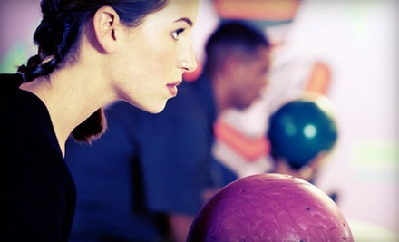 Two Hours of Bowling with Shoes Sunday–Thursday or Friday–Saturday for Up to Four at Lisle Lanes (Half Off)
