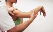 $45 for a Four-Visit Chiropractic Package at ChiroMed Plus ($520 Value)