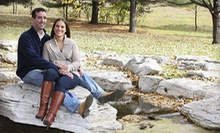 $49 for a 45-Minute On-Location Photo Shoot and Six High-Resolution on CD Images at Warwick Photography ($443 Value)
