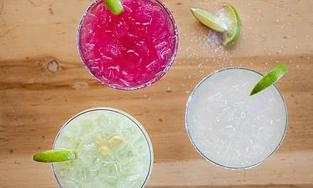 Passport Tequila Tasting Experience for Two, Four, or Six at Cien Agaves Tacos & Tequila  (Up to 62% Off)