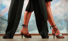Two or Five 30-Minute Private Dance Lessons for an Individual or Couple at Fred Astaire Dance Studios (85% Off)