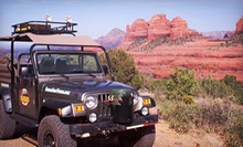 $49.49 for Guided Jeep Tour from Arizona Safari Jeep Tours in Sedona (Up to $99 Value)