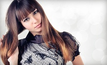 Cut and Style with Option for an Ombre Accent or Full Ombre Highlights at Soteria Hair Express (Up to 64% Off)