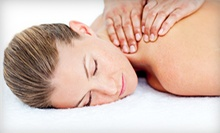 $29 for a One-Hour Therapeutic Massage at HealthSource Chiropractic and Progressive Rehab ($70 Value)