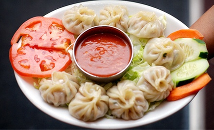 $15 for $30 Worth of Indian and Nepalese Cuisine at Himalayan Restaurant