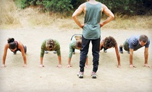 $29 for Four Weeks of Unlimited Boot-Camp Classes and a Health Assessment at O3 Health And Fitness ($218 Value)