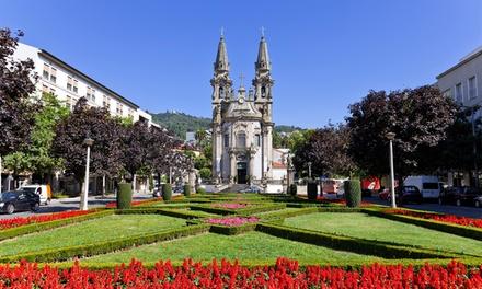 Comfort Inn Fafe-Guimarães: 1 ou 2 noites para duas pessoas com pequeno-almoço, welcome drink e 1 jantar desde 55€
