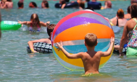 Water-Park Day for Two or Four Plus Canoe Rental at Wekiva Falls RV Resort (Up to 53% Off)
