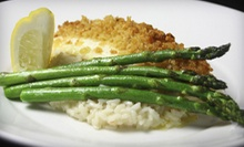 Contemporary American Dinner at Brutole Restaurant (Up to 56% Off)