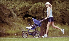 Five Stroller Fitness Classes or One Month of Unlimited Classes from Stroller Strong (Up to 62% Off)
