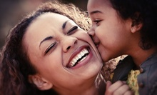 Dental Checkup with Exam, Cleaning, and X-rays or Zoom! Teeth Whitening at Affiliated Family Dental Care (Up to 85% Off)