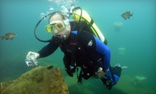 Introductory Scuba-Diving Class for One or Two at Atlantis Divers (Up to 61% Off)