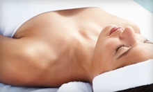 Facial, Inch-Loss Body Wrap, or Both at Healthy Beauty Solutions (Up to 64% Off)