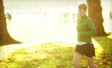 Four-Week Couch to 5K Program for One or Two at Running Evolution (Up to 58% Off)